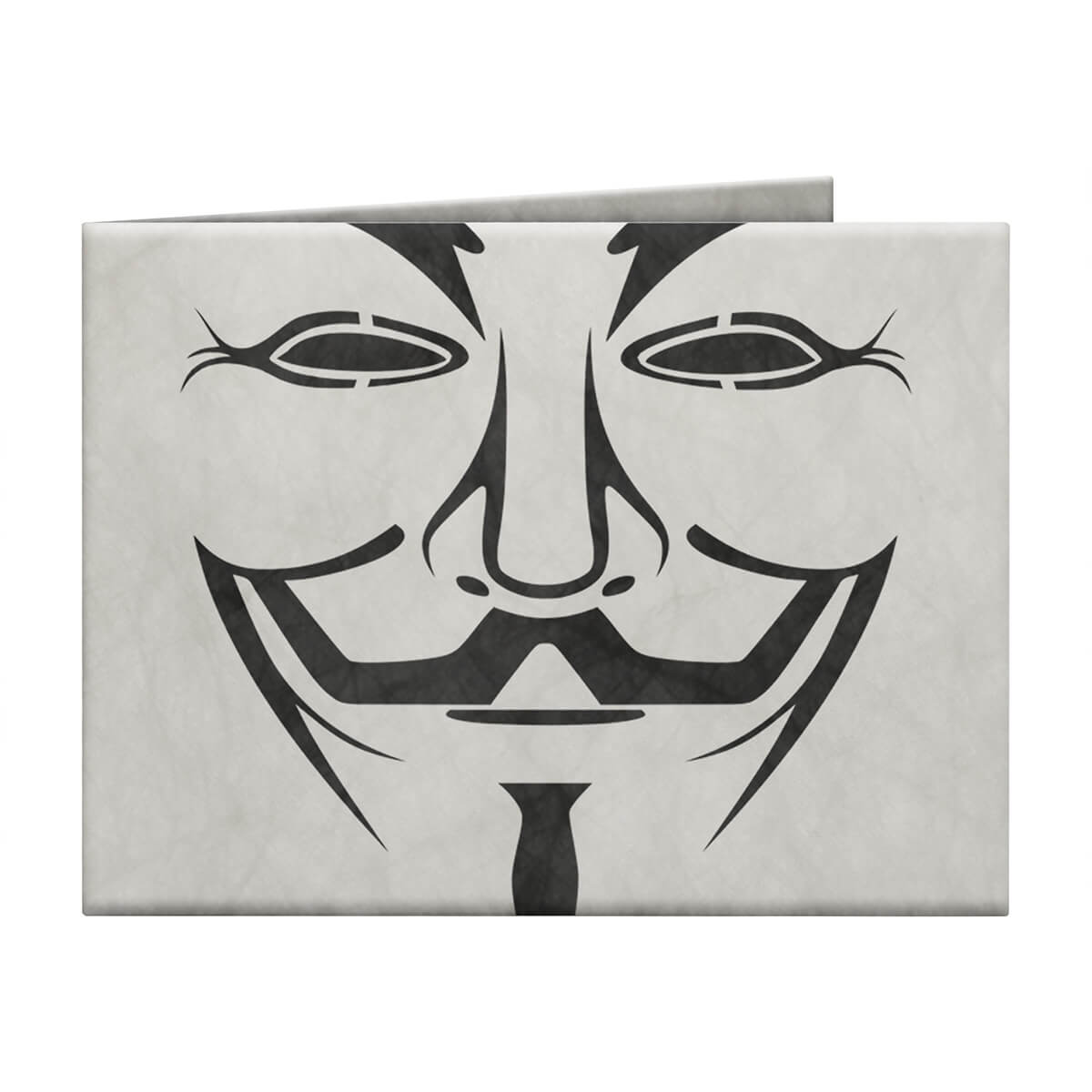 Carteira de Papel Tyvek Anonymous