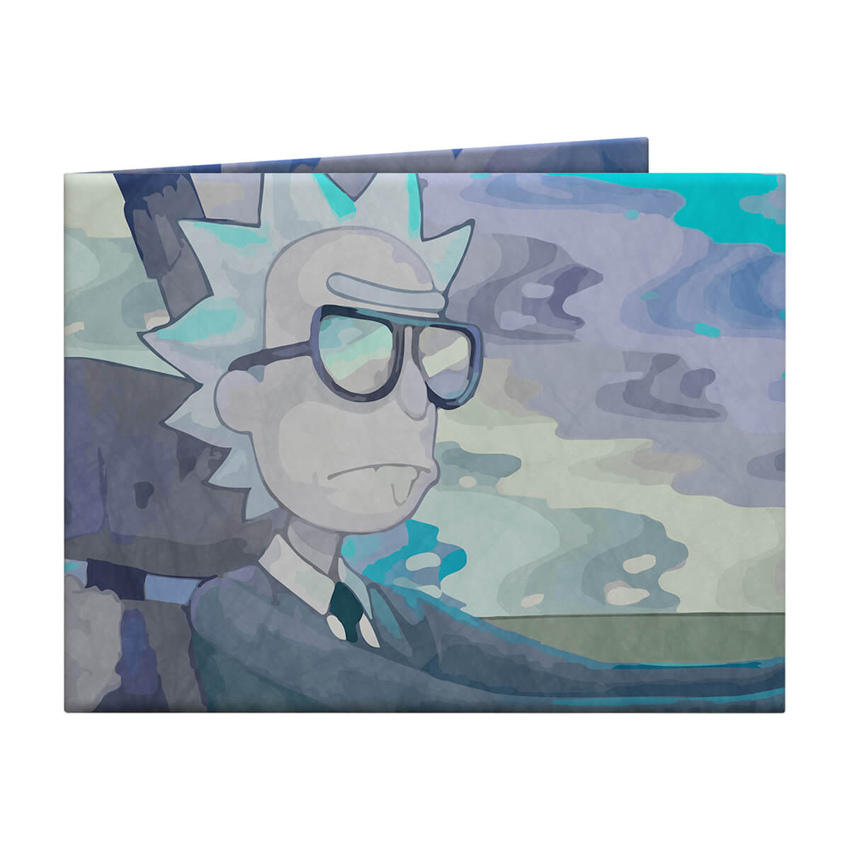Carteira de Papel Tyvek Mick and Rorty